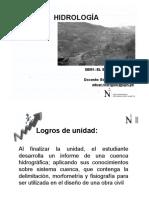 Sesión 1 - HIDROLOGÍA - El sistema Cuenca.pdf