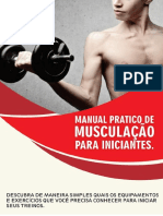 Manual de musculação para iniciantes
