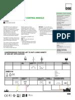 DSE3110 Wiring Diagram