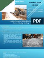Stabilitas Tanah dengan Kapur (Lime in Soil Stabilization) - STJR 2018 - ITB.pptx