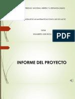 Trabajo Final-Informe Del Proyecto