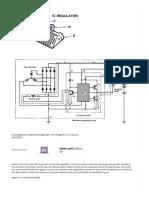 Diagrama Para Regulador de Voltaga de 12v Para Alternadores