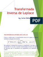 Sesión IV_Transformada Inversa de Laplace