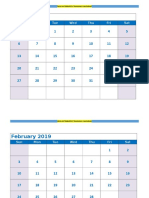 2019 Acemcp Integrated Training Calendar (1)