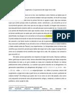 ponencia abiogenesis