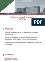 04.HDCVI Introduccion a Los Grabadores