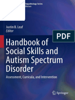 (Autism and Child Psychopathology Series) Justin B. Leaf (eds.) -  Handbook of Social Skills and Autism Spectrum Disorder _ Assessment, Curricula, and Intervention-Springer International Publishing (2.pdf