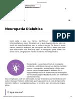 Neuropatia Diabética