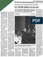 PDVSA Invertira 168.000 millones en seis años - El Diario de Caracas 30.10.1987