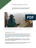 Sociologia-pobreza en El Peru