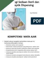 Pak Sut Teknologi Sediaan Steril.pptx
