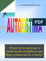 AUTOESTIMA - TDP