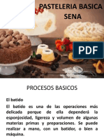 Pasteleria Basica 1 Presentacion
