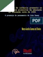 A concepção de infancia presente no manifesto dos pioneiros da educação nova de 1932.pdf
