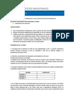 05 - Física en Procesos Industriales - Tarea _semana 5 V1