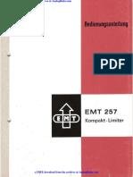 EMT 257 Paged