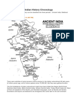 Indian History Chronology