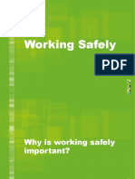 Working Safely Powerpoint Presentation