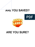 Are You Saved (Web)