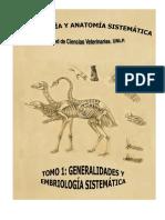 2018 Primer Tomo a (Generalidades y Embrio)