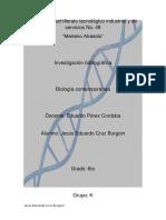 Investigacion de Biología
