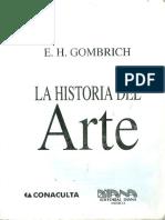 E. Gombrich - La Historia Del Arte Cap. 4 El Reino de La Belleza