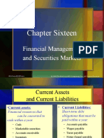 Chapter 16 Financial Management and Securities Markets.ppt