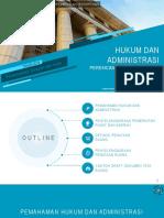 01. Hukum Dan Administrasi Perencanaan Dan Tata Ruang