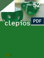 Revista Clepios Salud Mental n52