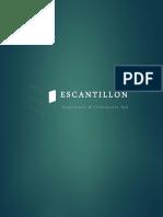 book escantillon