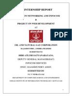 Venkatsai ONGC Report