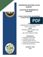 ENSAYO 1 MORA CASTILLA METODO DE CONGELAMIENTO RAPIDO POR SUSTANCIA