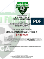 Xix Super Copa f8