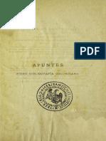 1882 Isidoro Laverde - Apuntes sobre bibliografía colombiana.pdf