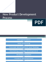 New Product Development Process.pptx · Version 1