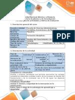 Guía de Actividades y Rúbrica de Evaluación - Fase 4