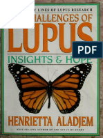 The Challenges of Lupus - Henrietta Aladjem [Orthomolecular Medicine]