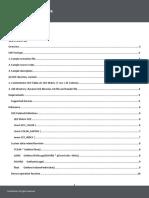 Sdk Document