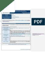 Propuesta de Gestion y Fortalecimiento 2017