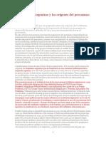 El trotskismo argentino y los orígenes del peronismo.docx