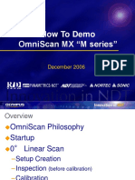 3) How To Demo OmniScan M series.ppt