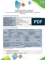 Guía Para El Desarrollo Del Componente Práctico - Fase 4 - Laboratorio Presencial
