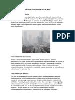 PRINCIPALES TIPOS DE CONTAMINACION DE AIRE.docx
