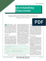 understanding traceroute
