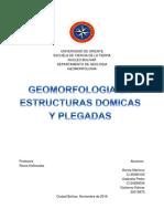 GEOMORFOLOGIA EN ESTRUCTURAS DOMICAS Y PLEGADAS.docx