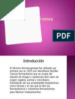 Farmaconogsia III