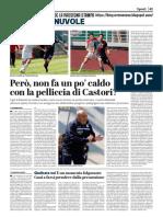 La Provincia Di Cremona 03-05-2019 - Polpacci & Nuvole