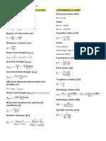 Geo Formulas