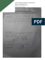 Laporan Sementara Praktikum Farmakognosi Dan Fitokimia P2 Analisis Kualitatif Fitokimia kandungan Daun Teh (Camelia sinensis)