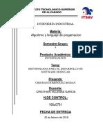 Investigacion de Diseño Modular de Software y Diagrama de Flujo